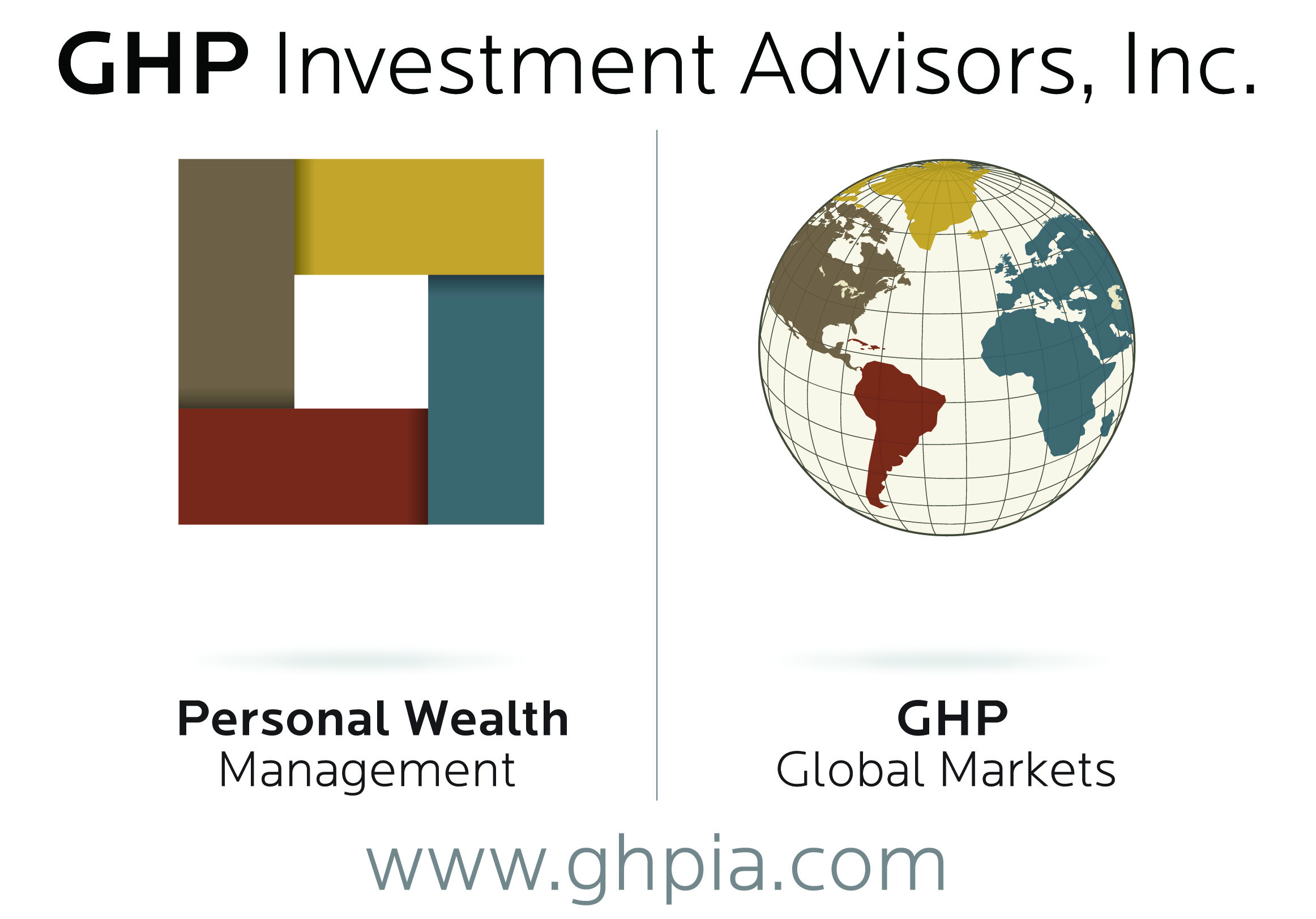 GHP International Group Logo